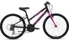 The Hotrock 24 21-Speed Street Girl's bike by Specialized Bicycle Components