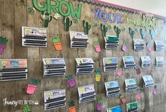 Growth Mindset and Cactus Activity