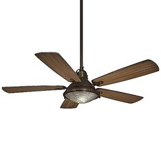 Groton Ceiling Fan by Minka Aire Fans at Lumens.com
