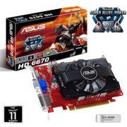 ASUS 1GB ASUS EAH 6670 128BIT DDR3