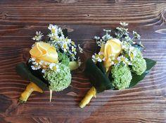 Svatba Slunečnice, Viburnum, Heřmánek, Růže | Svatební kytice, květiny na svatbu, výzdoba, dekorace I Gerbera svatby