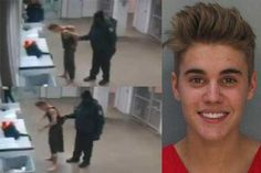 Video shows Justin Bieber being frisked by Miami Police #Entertainment #DunyaNews #JustinBieber #MiamiPolice