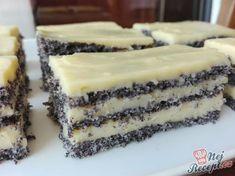 All Time Easy Cake : Delicious poppy seeds, Oreo Desserts, Pudding Desserts, Sweet Desserts, Sweet Recipes, Delicious Desserts, Cake Recipes, Dessert Recipes, Vegetarian Sweets, Vegetarian Recipes Easy