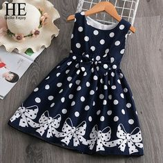 Hello Enjoy Toddler Girls Dress Summer Sleeveless Polka-Dot Bow Ball Gown Clothing Kids Teenager Princess Dresses Years - La meilleure image selon vos envies sur diy face mask sewing pattern with filter Vous cherchez une - Toddler Girl Dresses, Girls Dresses, Toddler Girls, Baby Shirts, Baby Dress, Ball Gowns, Kids Outfits, Kids Fashion, Princess Dresses