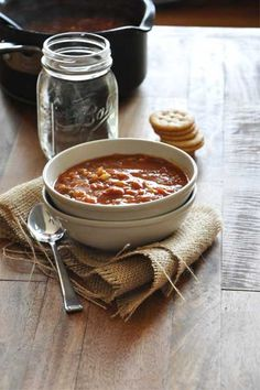 Pumpkin-Chili-Recipe #vegan