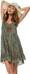 BILLABONG SO IT GOES LACE DETAIL DRESS > Womens > Clothing > Dresses   Swell.com