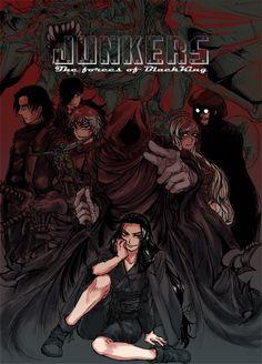 Tags: Anime, Pixiv Id 8401, Drifters (Manga), Hijikata Toshizo, Anastasia Romanova, Joan Of Arc (Drifters), Grigori Rasputin