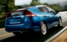 Honda Insight, you're cute :D