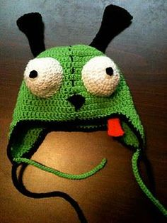 Gir Hat Pattern. Why have I not made this yet?