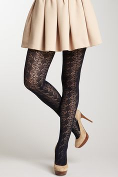 Pointelle Crochet Tight by French Curve on @HauteLook