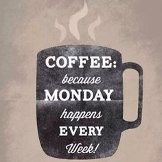 Monday be good to us!  Coffee Monday!  Let's Shop ❤️ Up to 30% OFF! www.LeVixen.com  #LeVixen #Monday #CoffeeMonday #NationalCoffeeDay