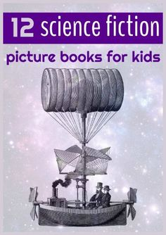 Funny and clever science fiction books for young kids. From What Do We Do All Day.