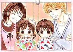 Marmalade Boy Little! I hope this manga is as good as Marmalade Boy! Old Anime, Anime Manga, Kawaii Anime, Voyage Hawaii, Kodomo No Omocha, Boy Coloring, Romantic Manga, Familia Anime, Anime Nerd