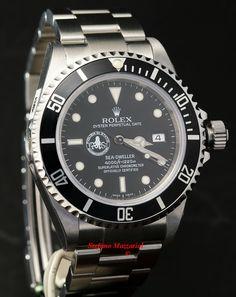 Rolex sommozzatori