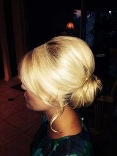 10.Classy Long Hairstyles for Events