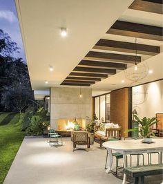 Patio, Outdoor Decor, Lighting, Design, Home Decor, Blue Prints, Decoration Home, Room Decor, Lights