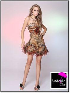 003c46d5a Las 34 mejores imágenes de Vestidos de Noche Umbrella Chic ...