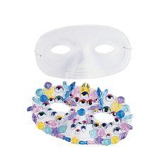 DIY Half Masks - OrientalTrading.com