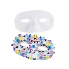 DIY Half Masks - OrientalTrading.com opinion writing super heros