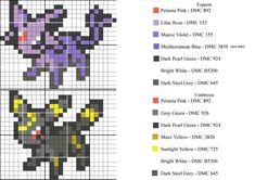 cross stitch kawaii patterns - Buscar con Google