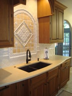Kitchen sink without window ideas kitchen sinks with no for House plans with kitchen sink window