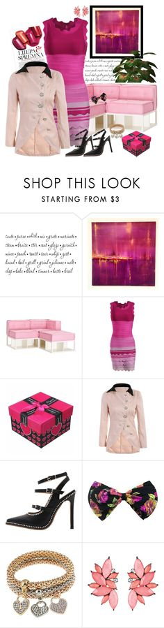 """""""Going Out"""" by carola-corana ❤ liked on Polyvore featuring PBteen and rosegal"""