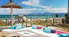 Samsara Beach Club – Alcudia #alcudia #beachclub #playademuro