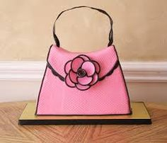 purse cakes - Google Search