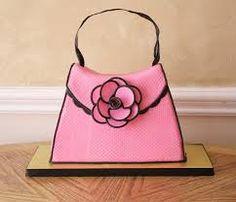 purse cakes - Google Search