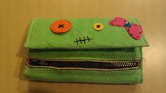 Caitlin's Creation: The Zombie Wallet