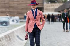 Why Pitti Uomo Is The Ultimate Playground For Male Peacocking