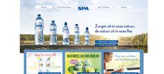 De kleuren zijn fris en helder. Mooie website!