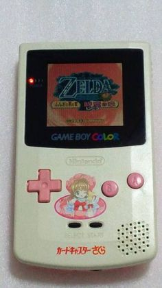 Game Boy Color body Cardcaptor Sakura ver._ image 1