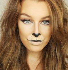 We hope these nine makeup-only cat Halloween costumes give you some inspiration! *Meow*