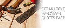 Handyman Quotes