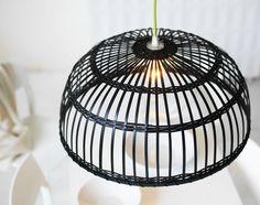 Unique, handmade NIPPRIG shade. #IKEA