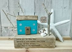 Check out this item in my Etsy shop https://www.etsy.com/uk/listing/526538463/beach-art-coastal-cottage-teal-driftwood