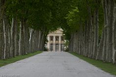 Chateau Margaux Bordeaux, France-I've been here! :-)