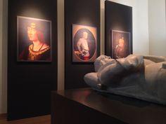 Cliente: Museo della Civiltà Cavalleresca - Interior Decoration - Stampa e Allestimento Riproduzioni Artistiche su Canvas - Castiglia - Saluzzo - #interiordecoration #museum #digitalprint