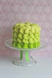 St. Patrick's Day cake...
