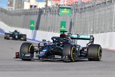 Mercedes Petronas, F1, Hamilton, Russia, Racing, Running, Auto Racing
