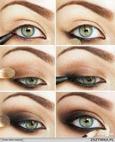 maquillaje natural paso a paso ojos