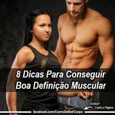 8 Dicas Para Conseguir Boa Definição Muscular ➡ https://segredodefinicaomuscular.com/8-dicas-para-conseguir-boa-definicao-muscular/ Gostou? Compartilhe com seus amigos... #EstiloDeVidaFitness #ComoDefinirCorpo #SegredoDefiniçãoMuscular