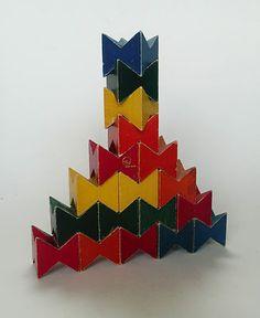 Set of 18 Swiss Made Vintage Naef Spiel Building Bricks by Designer Kurt Naef | eBay listing by natsalsa