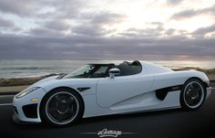 Koenigsegg CCX - Sunset - Read more on #eGarage