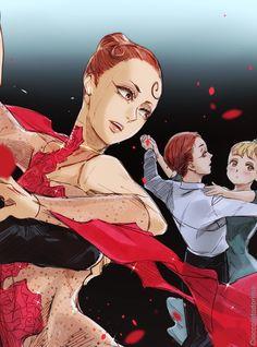 Ballroom e Yokouso Ballroom Dance Lessons, Ballroom E Youkoso, Noragami, Manga Art, Anime Manga, Chibi, Otaku, Champion, Anatomy Poses