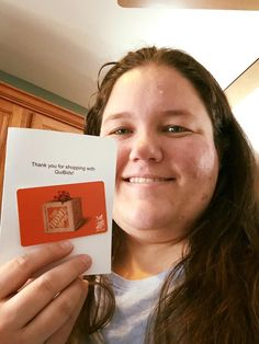 Kathleen won this $25 gift card (+25 vbs) for $0.35 using 13 voucher bids! #QuiBidsWin
