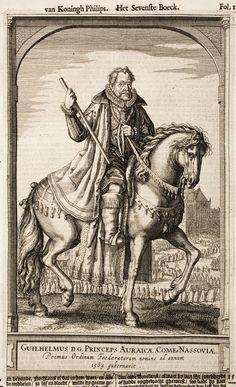 Willem van Oranje kort voor zijn dood