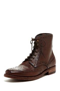 Wingtip Ankle Boot by Antonio Maurizi on @HauteLook