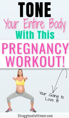 Full Body Hiit Workout, Hiit Workout At Home, Baby Workout, Prenatal Workout, Toning Workouts, At Home Workouts, Exercises, Fit Pregnancy, Trimesters Of Pregnancy